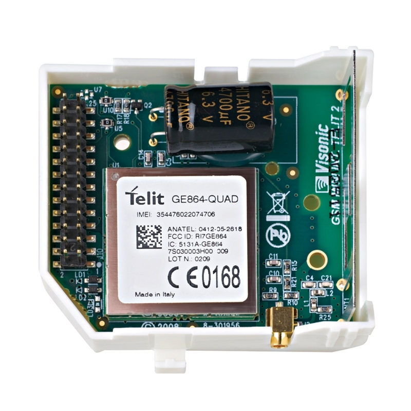Antifurto Allarme con Camera BENTEL SECURITY Casa Kit Wireless Senza Fili GSM bw30-kv ...