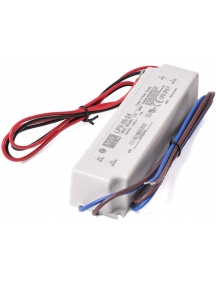 mean well alimentatore led   lpv 35 24 35w 24v ip67 ac dc  esterno 1569