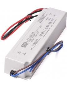 alimentatore trasformatore mean well impermeabile 100w 12v 8,5a ip67 nuovo lpv led 0596
