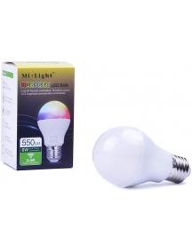 mi light smart led lampadina e27 6w 550lm rgb+cct fut014 wifi 2.4ghz  2786
