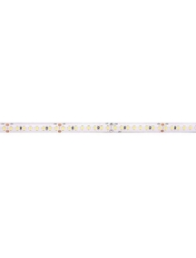 strip led serie h e  130w luce calda - striscia led ultra luminosa 23.9w al metro 24v ip65 pcb 10mm bobina da 800 smd 2835 2847