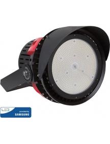 v tac vt500d faro led 45° sport light 500w smd dimmerabile high bay chip samsung luce naturale 5000k  sku 490