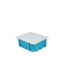 faeg 10256 scatola cassetta incasso di derivazione per cartongesso con viti e coperchio  fg 10256
