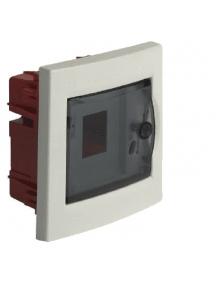 bocchiotti ip40 inc 04w0 centralino quadro da incasso 4 moduli bocchiotti  B04100