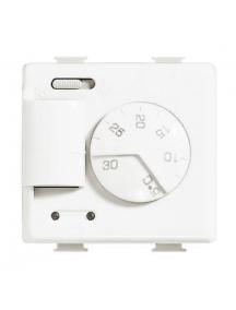 biticino matix termostato con commutatore incasso a parete bticino am5712