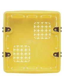 bticino scatola incasso quadrata 6 moduli bticino 506e