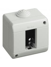 bticino matix  contenitore 1 modulo ip40 idrobox bticino 25401