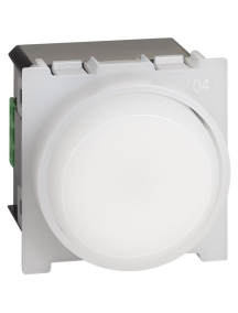 bticino living now torcia autonoma  lampada di emergenza a led estraibile  bticino k4380
