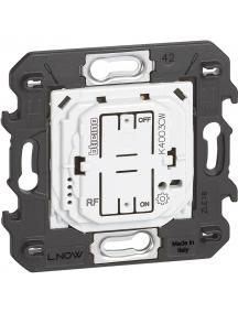 bticino living now comando luci wireless bticino k4003cw