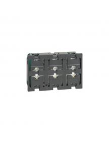 bticino living now comando illuminato 3 moduli per gestione on/off, su/giu' e carico dimmerabile bticino k4652m3