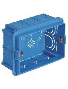 vimar cassetta ad incasso 3 posti rettangolare vimar v71303