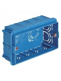 vimar cassetta ad incasso 4 posti rettangolare vimar v71304