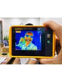 termocamera termometro portatile tascabile -20 fino a 150° 120x90 pixel 9Hz fluke connect wifi pti120