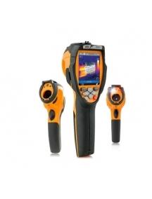 termometro termocamera infrarossi a distanza laser digitale 80x80 pixel con allarme per temperatura elevata hn000045