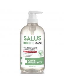 gel igienizzante disinfettante detergente concentrato con aloe vera da 500 ml con erogatore 088982
