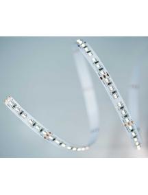 Strip led serie cct 90w luce variabile da 2700k a 6000k cri90 18w a metro  24v ip20 pcb 10mm bobina da 1200 smd 2216  2543