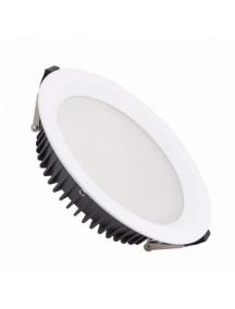 faro plafoniera  da incasso downlight led dual white 20w ugr19  f. 155 mm 3049