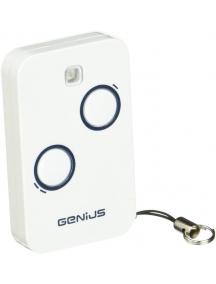 genius kilo tx2 jlc telecomando bicanale  868mhz rolling code nuovo economico per automazioni faac genius 6100332