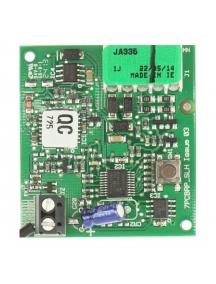 genius ja335 ricevente monocanale 868 jlc per automazione cancelli faac genius ja335