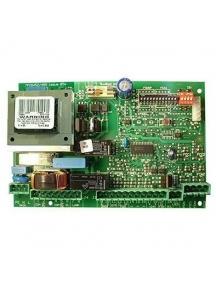 genius brain 592 scheda elettronica centrale di comando 230v per automazioni cancelli battenti faac genius JA592