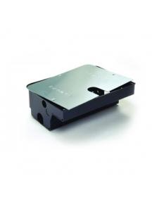 genius roller box inox cassetta di fondazione autoportante in acciaio per attuatore interrato faac genius 58P0052
