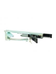 genius dispositivo di sblocco a leva per apertura 110° per attuatori interrati faac 770 e genius roller genius 6100286