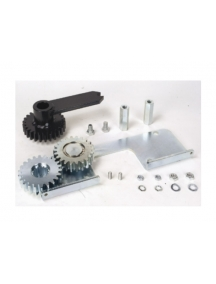 genius kit apertura 180° per attuatori interrati faac 770 e genius roller automazione faac genius 490111