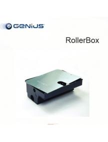 genius coperchio acciaio inox per cassetta di fondazione roller box faac genius 58p0051