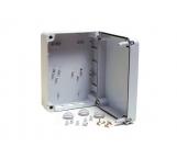 genius contenitore box per centrale scheda faac  230v ip 54 genius ja320