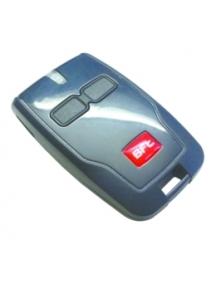 Trasmettitore radiocomando BFT MITTO B a due canali 433 MHZ con codifica rolling code, per automazioni BFT D111904