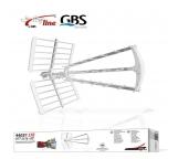 Gbs 44031 LTE Antenna tv digitale terrestre 27 elementi