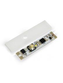 interruttore dimmer per strip led on off dimmer dc12v per Profilo Alluminio 1534