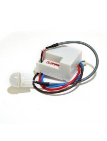 rilevatore sensore di presenza pir 120º mini sensore movimento incasso 220v 1536