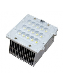 modulo led cree 30w con dissipatore 2700lumen ip65  luce naturale 1307