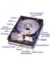 Hard disk Seagate 1000GB sata III interno HDD fisso 1 TERABYTE ideale per dvr economico nuovo