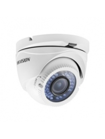 Telecamera analogica dome IP66 720 linee ottica varifocale 2.8-12mm IR portata 20mt colori