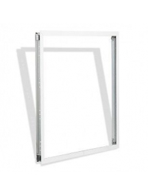 telaio cornice frame per montaggio a soffitto pannello 60x60 cm quadrato supporto nuovo