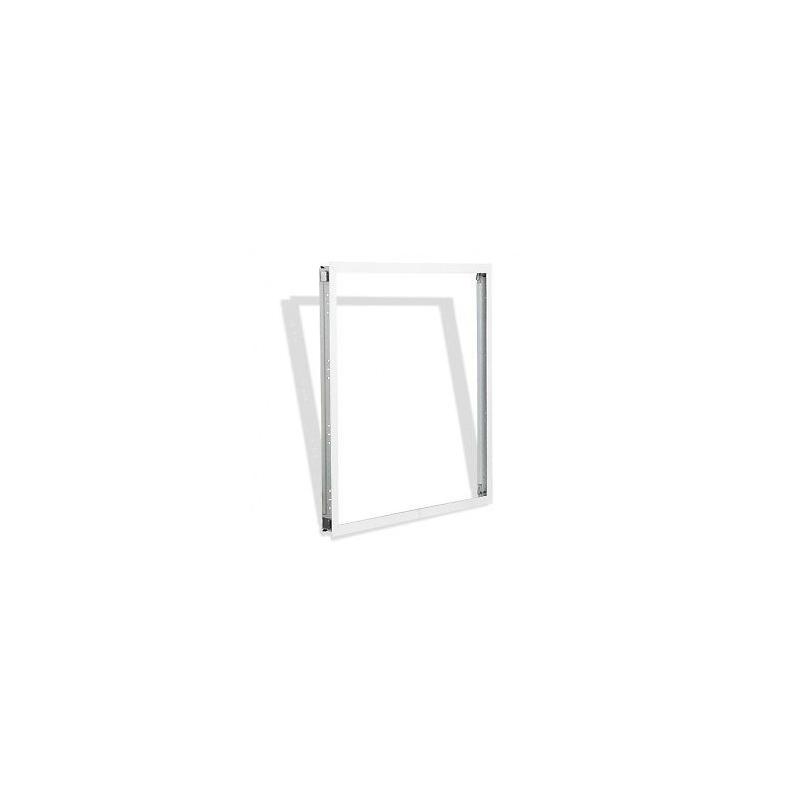 Telaio cornice frame per montaggio a soffitto pannello 60 for Pannello led 60x60 disano