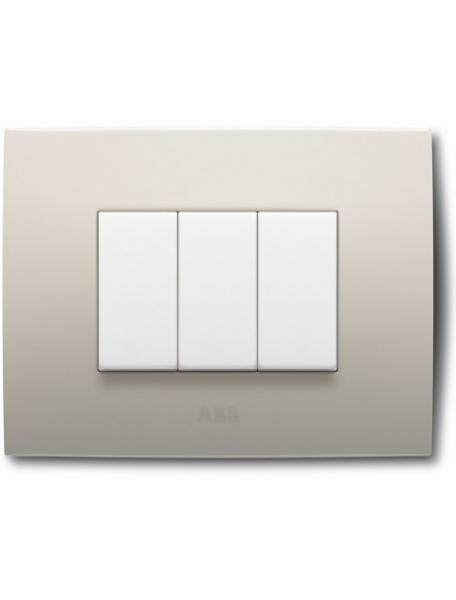 3 Posti 3 Moduli Abb Contenitore Ip40