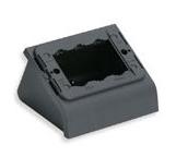 vimar idea  scatola da tavolo 3 moduli grigia richiesta udienza vimar 16803