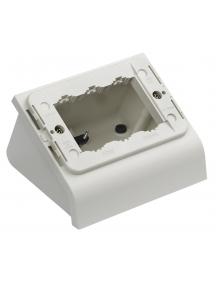 vimar idea  scatola da tavolo 3 moduli bianca richiesta udienza vimar 16803.b