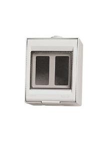vimar idea 13523 contenitore ip55 2 moduli per idea 8000 grigio stagno esterno vimar 13523