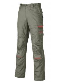 pantalone desert sand in policotone twill dotato di 2 ampie tasche anteriori  tasca laterale portautensili UGUDW084DS-52