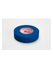 nastro adesivo isolante in pvc 25x25mm blu autoestinguente 3m 7000106706
