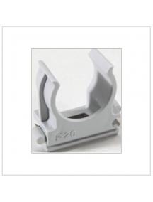 faeg 16042 clips fissatubo a scatto 20 mm fg16042