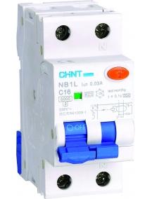 Chint 51510 mt diff.1p+N 32A 6Ka