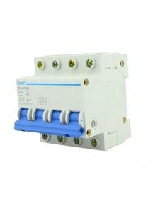 Chint 41406 magnetotermico 4P 10A 4,5ka 4 moduli