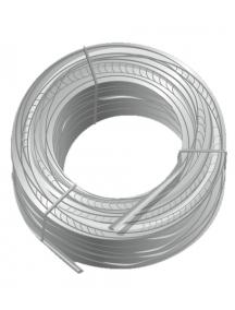 cusano 178 fune ottonata per tiranti e pali tv in acciaio plastificata matassa da 100 metri diametro 3,5 CUSANO 178