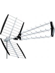 cus 293l antenna tripla UHF con filtro lte
