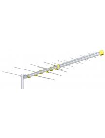 CUS 290 antenna logaritmica con connettore effe